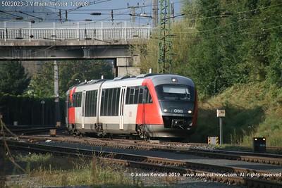 5022023-3 Villach Westbf 120908