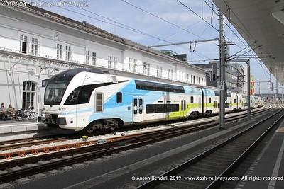 4010004 Salzburg Hbf 270612