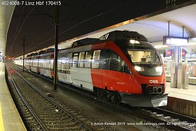 4024008-7 Linz Hbf 170415