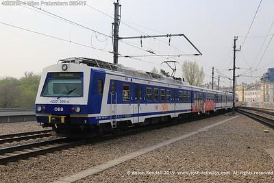 4020295-4 Wien Praterstern 080419