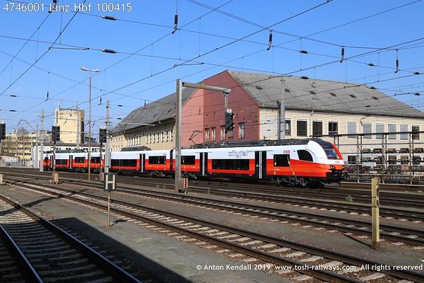4746001 Linz Hbf 100415