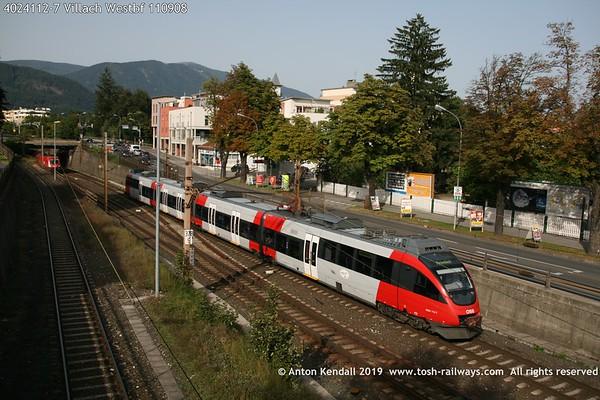 4024112-7 Villach Westbf 110908