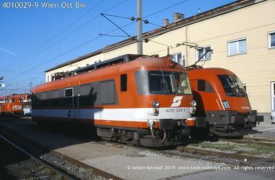 4010029-9 Wien Ost Bw
