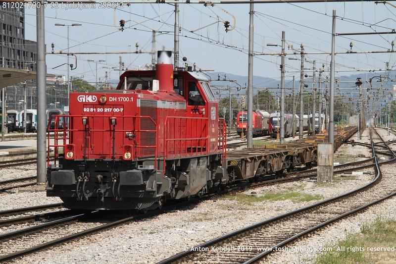 812021700-7 92 Ljubljana 290612