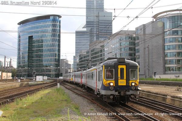 985 Bruxelles Nord 290814