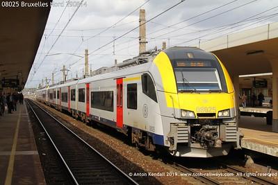 08025 Bruxelles Nord 290814