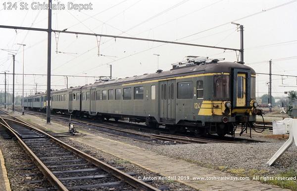 124 St Ghislain Depot