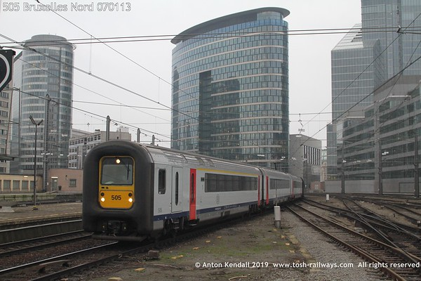 505 Bruxelles Nord 070113