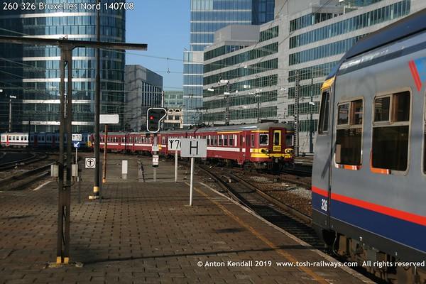 260 326 Bruxelles Nord 140708