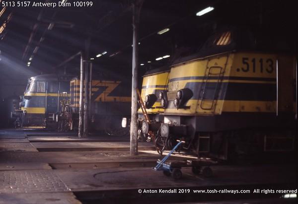 5113 5157 Antwerp Dam 100199