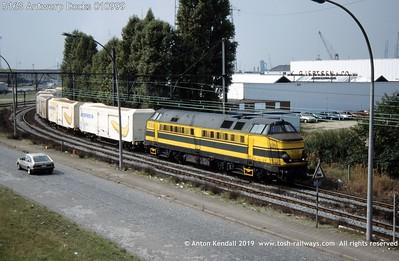 5168 Antwerp Docks 010999