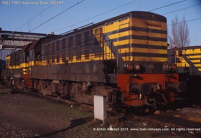 7003 7001 Antwerp Dam 100199