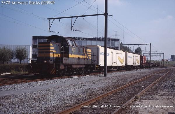 7378 Antwerp Docks 020999