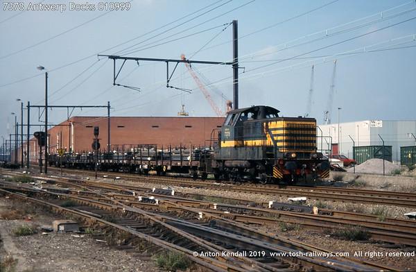 7378 Antwerp Docks 010999