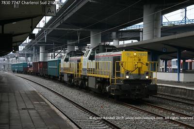 7830 7747 Charleroi Sud 210206