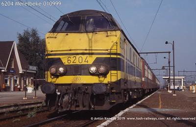 6204 Merelbeke 010999