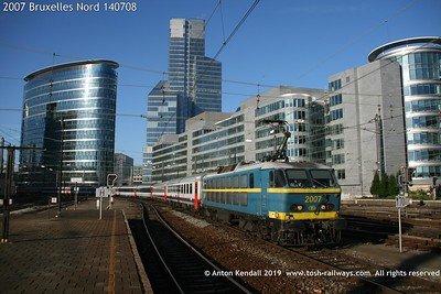 2007 Bruxelles Nord 140708