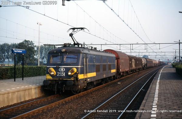 2551 Lage Zwaluwe 020999