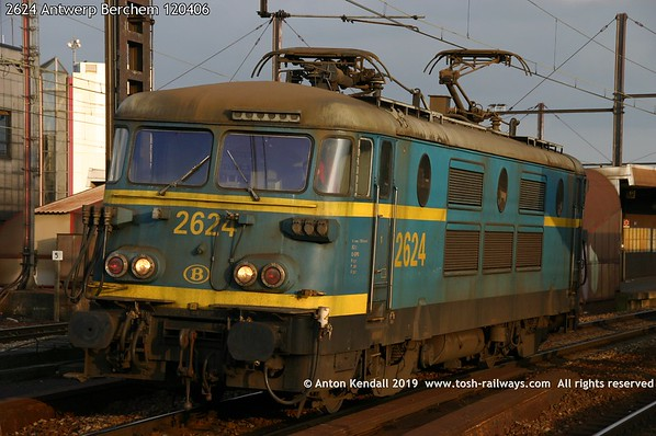 2624 Antwerp Berchem 120406
