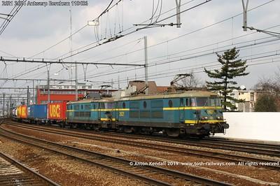 2621 2624 Antwerp Berchem 110406