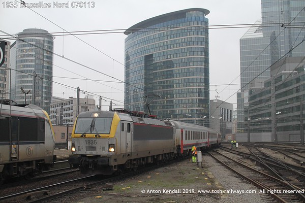 1835 Bruxelles Nord 070113