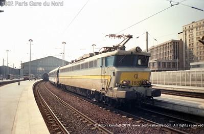1802 Paris Gare du Nord