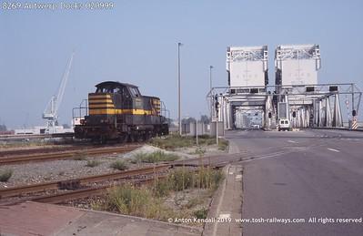 8269 Antwerp Docks 020999