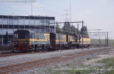 8452 8440 Antwerp Docks 010999