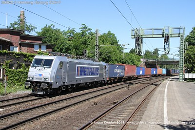 386028-5 Hamburg Harburg