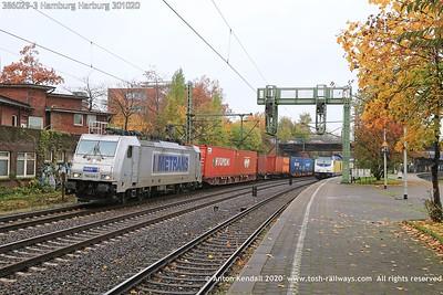 386029-3 Hamburg Harburg 301020