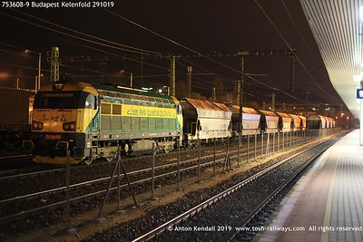 753608-9 Budapest Kelenfold 291019