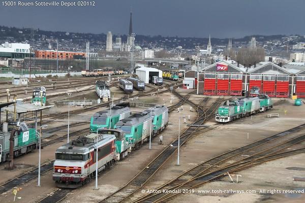 15001 Rouen Sotteville Depot 020112