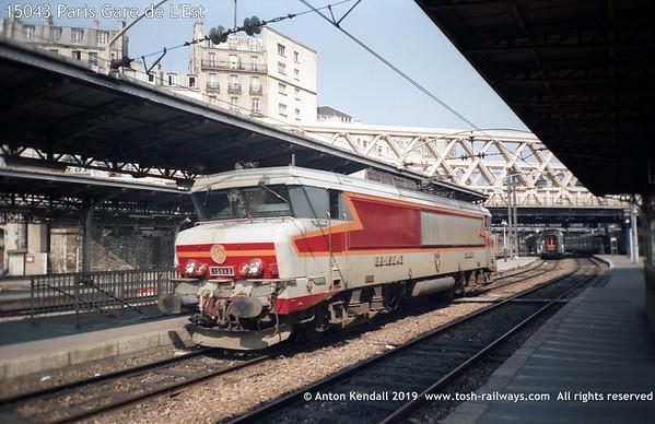 15043 Paris Gare de L'Est