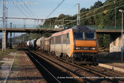 26112 Lyon Feyzin