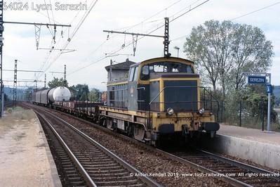 64024 Lyon Serezin