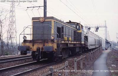63581 Villeneuve St Georges Triage 0499
