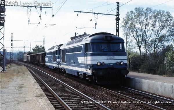 67440 Lyon Serezin