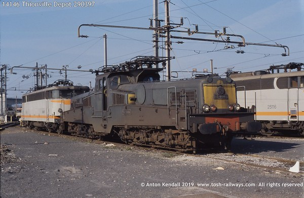 14146 Thionville Depot 290397