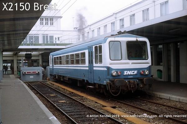 X2150 Brest