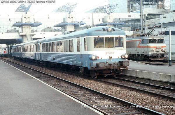 X4914 X8907 X4913 22374 Rennes 160193