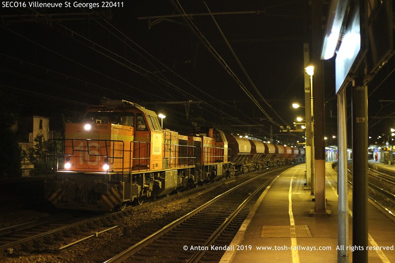 SECO16 Villeneuve St Georges 220411