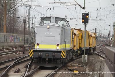 202374 V100-04 Hannover Linden 120111