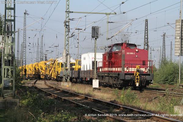 203006-2 Oberhausen West 050711