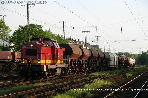 203007-0 Koeln West 020505