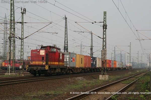 203007-0 Oberhausen West 140409