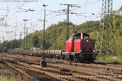 211200 V100-1200 Koeln Gremberg 081010