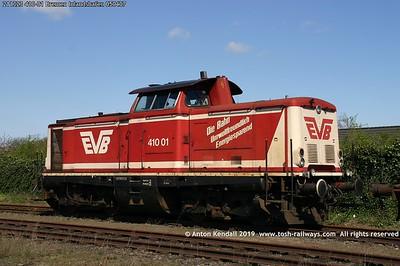 211323 410-01 Bremen Inlandshafen 050407