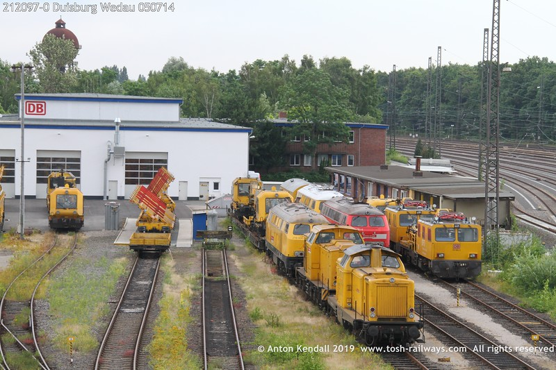 212097-0 Duisburg Wedau 050714