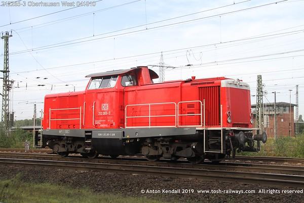 212265-3 Oberhausen West 041010