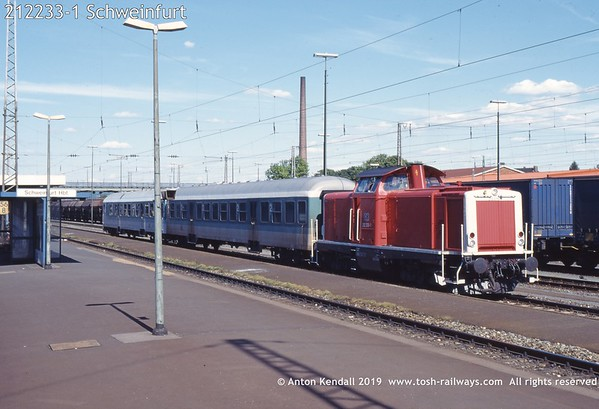 212233-1 Schweinfurt